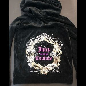 Girl's Juicy Couture Velour Set